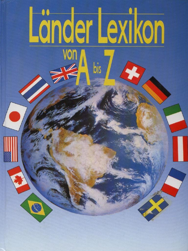 Außenlen duden atlas länder lexikon a bis z bassermann 1993