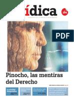 PINOCHO, LAS MENTIRAS DEL DERECHO