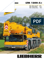 Liebherr Product Advantage Mobile Crane 210 Ltm 1200-5-1 Pn 210 00 e02 2014