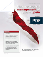 Pharmacological Management of Chronic Pain