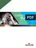 AthletesCAN Strategic Plan 2016-2020