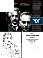 Max Born, Albert Einstein-The Born-Einstein Letters-Macmillan (1971)