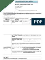 Programacion Unidad Didactica II-2017- FCC. 3ERO