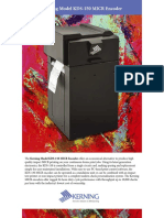 Impresora de Impacto Kerning KDS 150