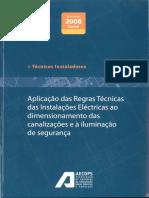 212110247 Tabelas de Aplicacao Das RTIEBT PDF