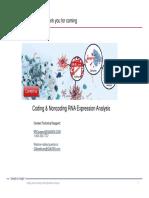 QPCR Part2 Coding Noncoding RNA Arrays