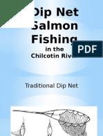 Dipnet Fishing