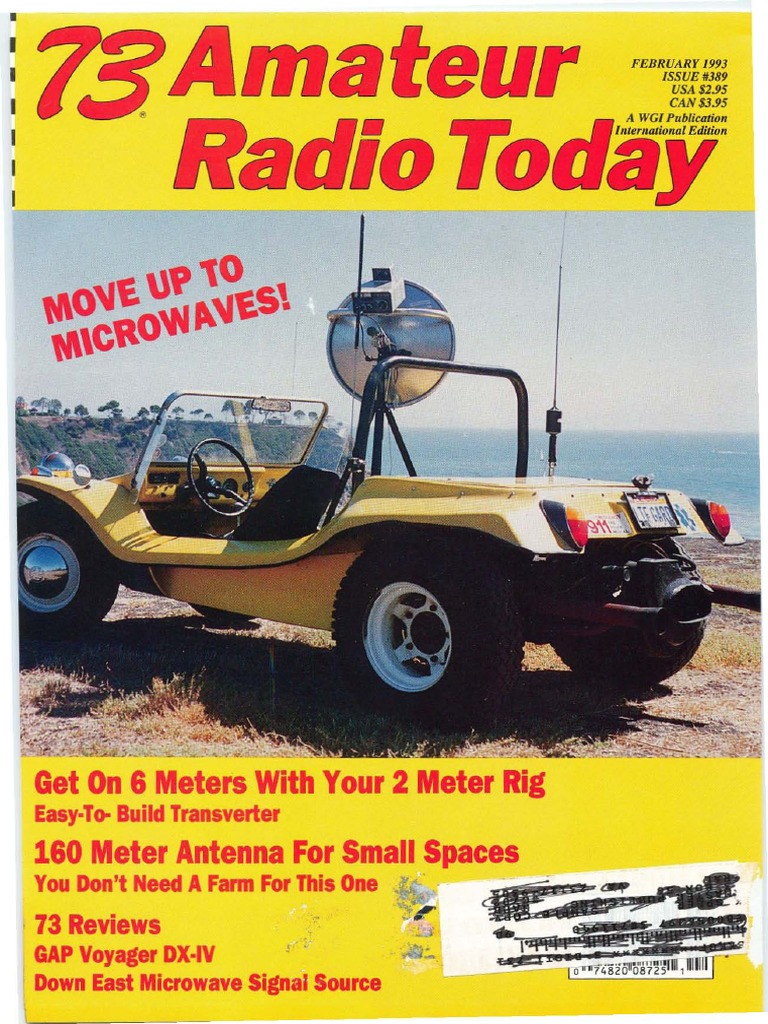 02 February 1993 pdf Radio Frequency