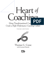 The Heart of Coaching Crane Chapter Excerpts