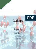 2. Alkanes-Students Copy