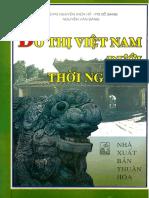 Đô Thị Việt Nam Dưới Thời Nguyễn - Đỗ Bang