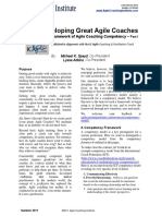 Agile Coaching Competencies Whitepaper Part One