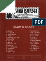 Tara Barsei, an 2 (13), 2003, nr. 2