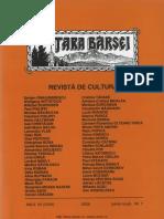 Tara Barsei, an 7 (18), 2008, nr. 7