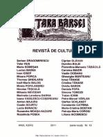 Tara Barsei, an 10 (21), 2011, nr. 10