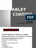 Tablet Coating 3856545