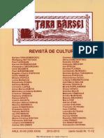 Tara Barsei, an 11-12 (22-23), 2012-2013, nr. 11-12