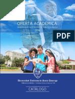 Catalogo  de la Academica UASD