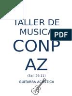 Taller de Musica Conpaz