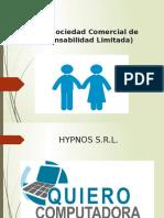 S.R.L (Sociedad Comercial de Responsabilidad Limitada)