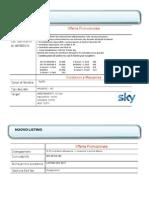 Offerte Commerciali 050710 Service