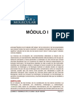 Modulo I Biologia Usp