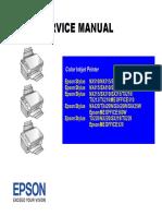 EPSON Stylus COLOR NX510