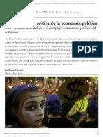 1 Stiegler 2016 Nueva Sociedad Para una nueva crítica de la economía política