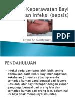 Neonatus Infeksi (Sepsis) Elyana
