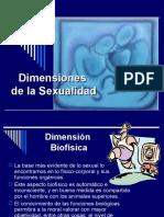 Dimensiones de La Sexualidad, 2