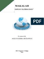 makalah-Globalisasi