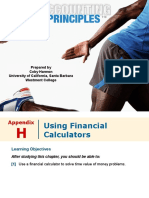 app_h, Accounting Principles