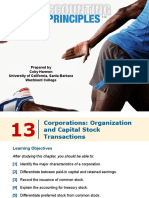 ch13, Accounting Principles