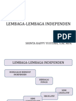 LEMBAGA-INDEPENDEN