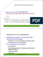 5 Applied Cryptography
