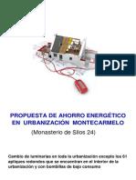 Proyecto Ahorro Energetico en Viviendas