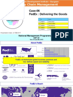 Fedex Supply Chain