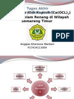 Analisa Sisa Chlor (Ca(OCl)2) pada Air Kolam Renang di Wilayah Semarang Timur