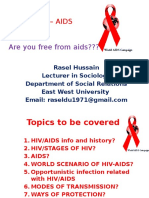 HIV-AIDS a overview