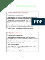 Study Guide-Exam 1