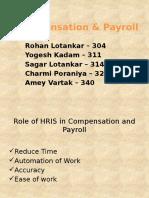 Compensation & Payroll