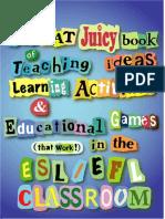 SampleJuicyBook (Good Lesson Ideas)