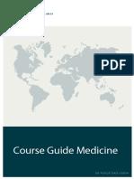 Course Guide Medicine 2014-15 (1)