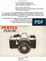 Pentax Me Super-1