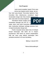 Komunikasi Agribisnis Tanaman Okra
