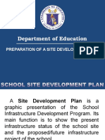 9 School Site Development Plan Fornsbi