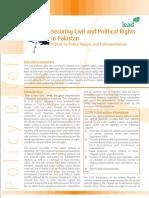 01 Civil Political Rights