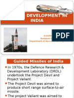 Guided Missiles of India