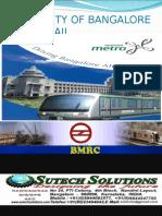 16466563 Bangalore MetroRail Project