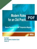 Seminar - PDA Sensor Placement RULES